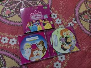 Disney Princess Collection CD