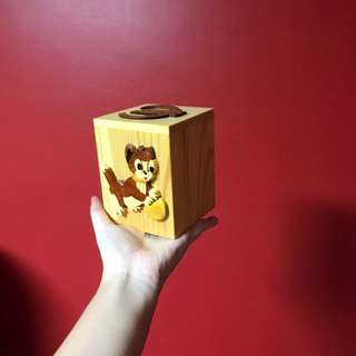 Wooden Bank Box (3 Designs Available)