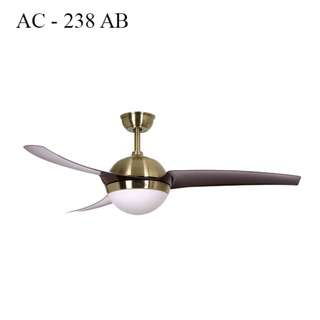 "Acorn AC-238 Ceiling Fan 42""/52"" LED RGB / E27"
