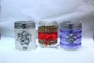Handmade Display Jars (Made to order souvenir items)