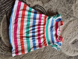 Mothercare Stripe top