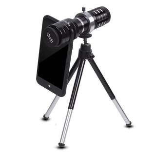 (Preorder) 12x power Smartphone telephoto lens