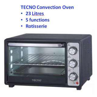 Convection Oven Electric Oven Toaster Oven TECNO 2300