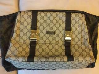 Gucci經典側孭郵差袋