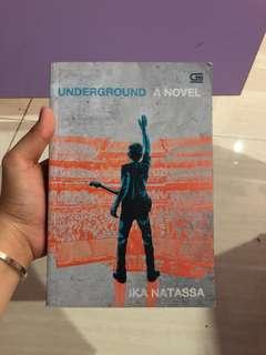 Underground novel