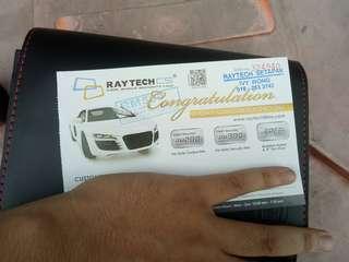 Voucher tinted raytech RM500