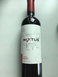 Red Wine Shiraz 2016