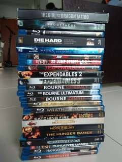 Blu-ray for sale