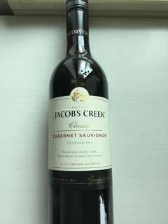 Jacob's Creek 紅酒