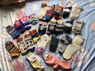 大量全新Socks