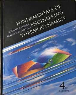 Fundamentals of Engineering Thermodynamics (4th Edition)
