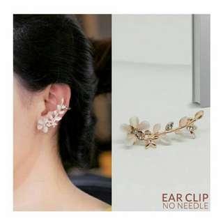 earings flowers