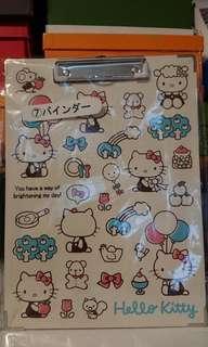Hello Kitty 墊版 34cm x 24cm