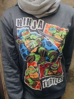 Ninja turtles hoodie nickelodeon