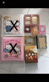 Hello Kitty 相簿,相架