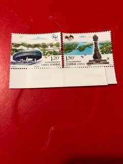 中國郵票2016-9