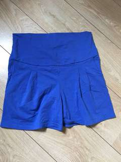 Blue shorts /culottes