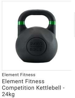 Kettlebell Competition Element