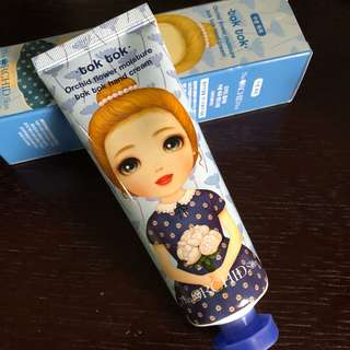 Brand New Orchid Skin Tok Tok HandCream
