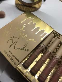 🚚 AUTHENTIC Send Me More Nudes Kylie Jenner lipstick