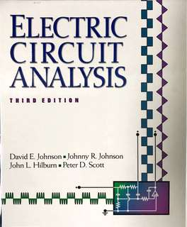 Electric Circuit Analysis (3rd Edition)