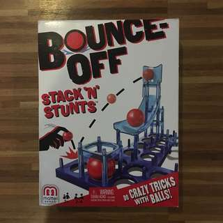 Bounce Off! - Stack N' Stunts