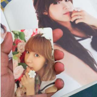 [WTS] Apink Secret Garden Official Album + Namjoo Photocard