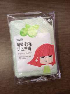 Yadah Brightening Mask Pack