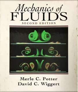 Mechanics of Fluids (2nd Edition)