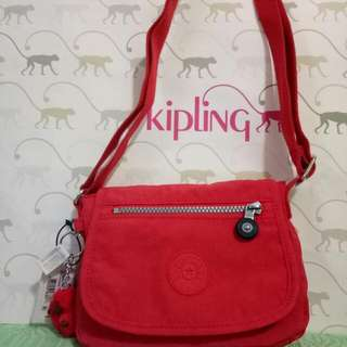 Kipling Sabian in Red and Violet