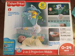 Fisher Price Music + Projection