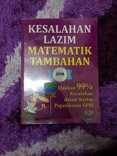 Addmaths SPM book