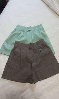 Shorts pant( all is new back from Bkk)