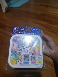 Brand New Tokyo Disneyland Limited Edition Lunch box