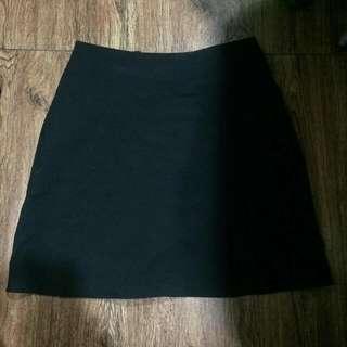 Office Skirt Black (BUNDLE)