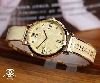New Arrivall !!!  Jam Chanel 5323