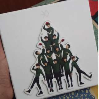 [WTS] EXO Miracle In December Official Album