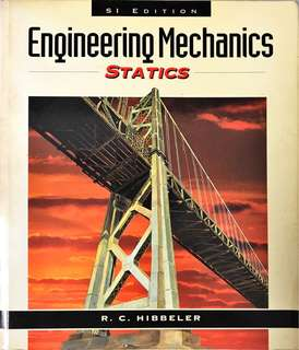 Engineering Mechanics Statics (SI Edition)