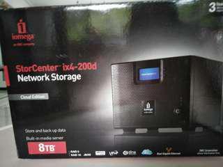 [BNIB] 8TB network storage