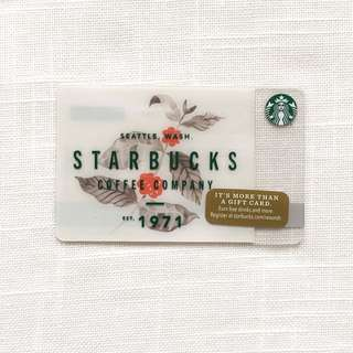 Starbucks Seattle Card - US