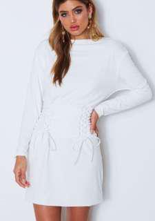 Corset dress size small