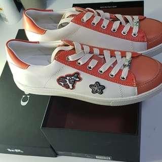 Authentic Coach Porter Sneakers