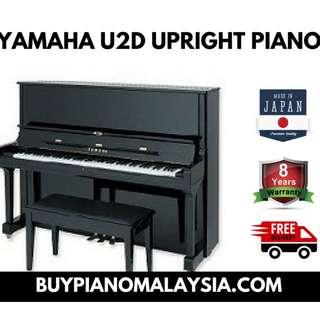 yamaha u2d upright piano