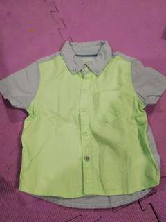 Gingersnaps Polo fits 1 to 1.5 yrs old
