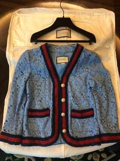Gucci Jacket in Blue