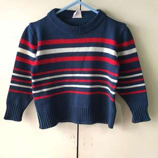 Boys' Sweater (3-4 years old)