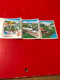 中國郵票2017-5