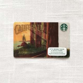 Starbucks California Card - US
