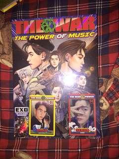EXO The War Repackage