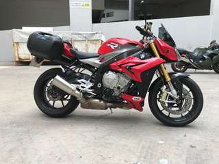 Used 2015 BMW S1000R